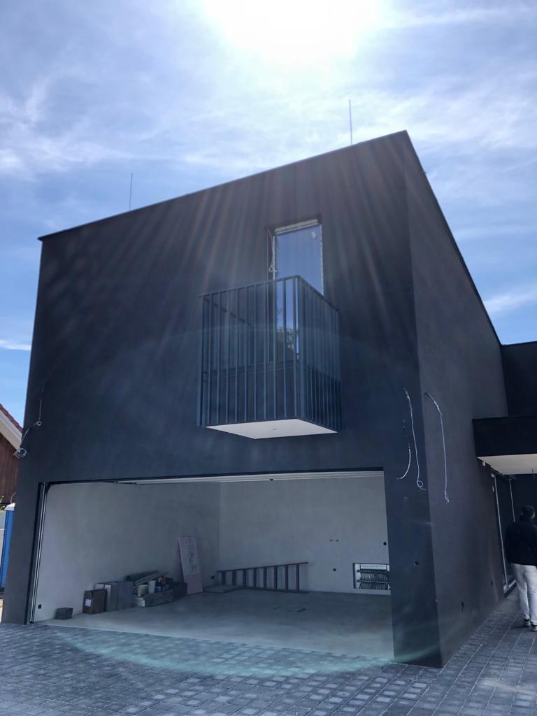 Die Black Pearl der Häuser