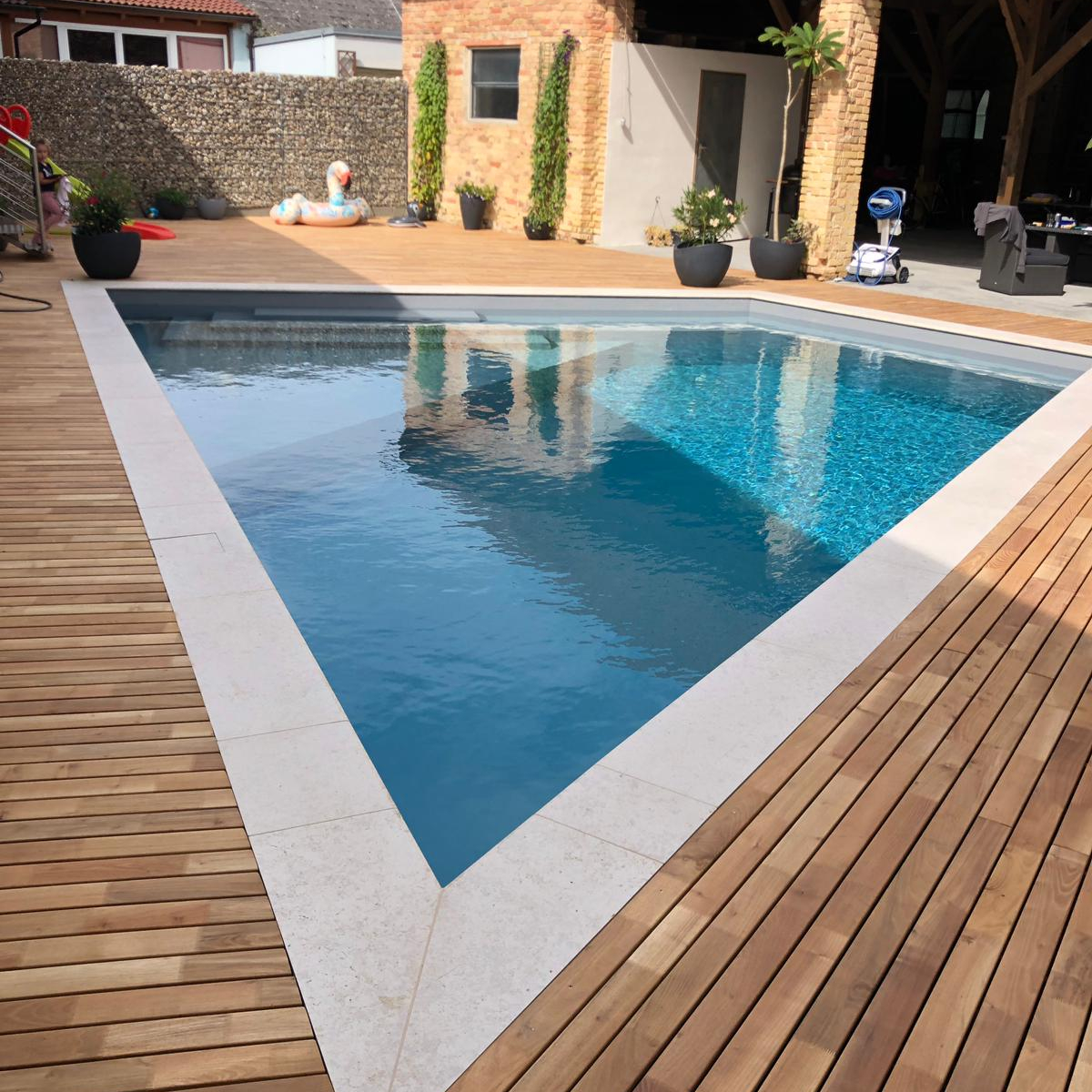 Ein Traum von Pool