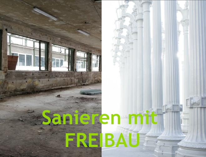 Sanierungsarbeiten - Industriebauten sanieren renovieren und revitalisieren Aus Alt mach NEU!